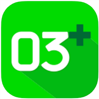 03Plusアプリ